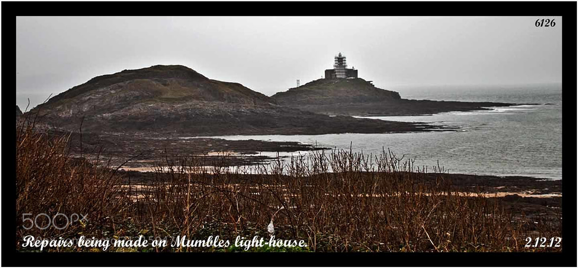 Photograph Mumbles on a wet day. by Danny Davies on 500px