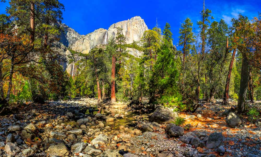 Photograph Upper and Lower Yosemite Falls by Clinton Melander on 500px