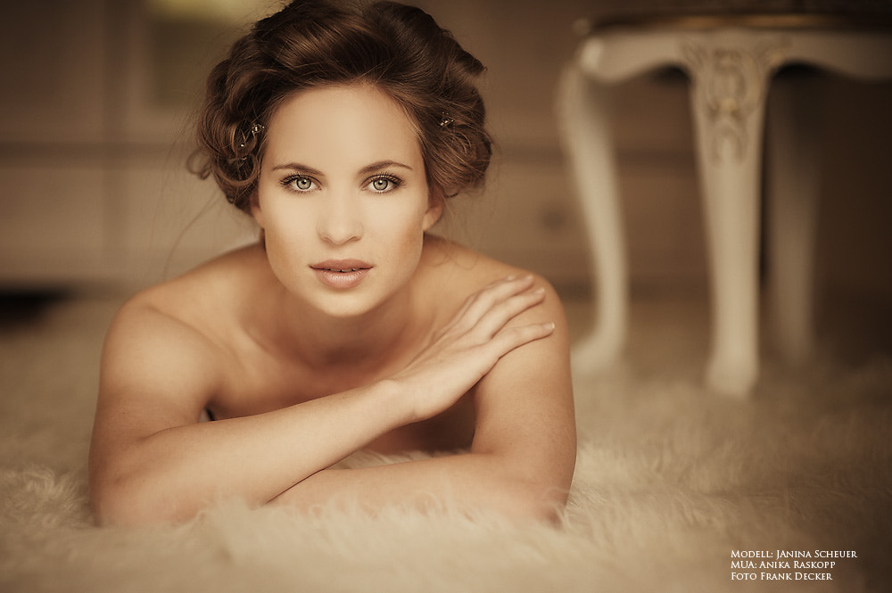 Photograph Janina by Frank Decker on 500px