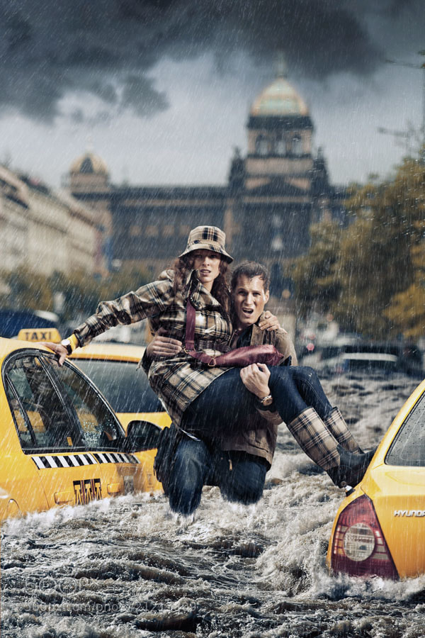 Photograph Flood in Prague by daniel vojtech on 500px