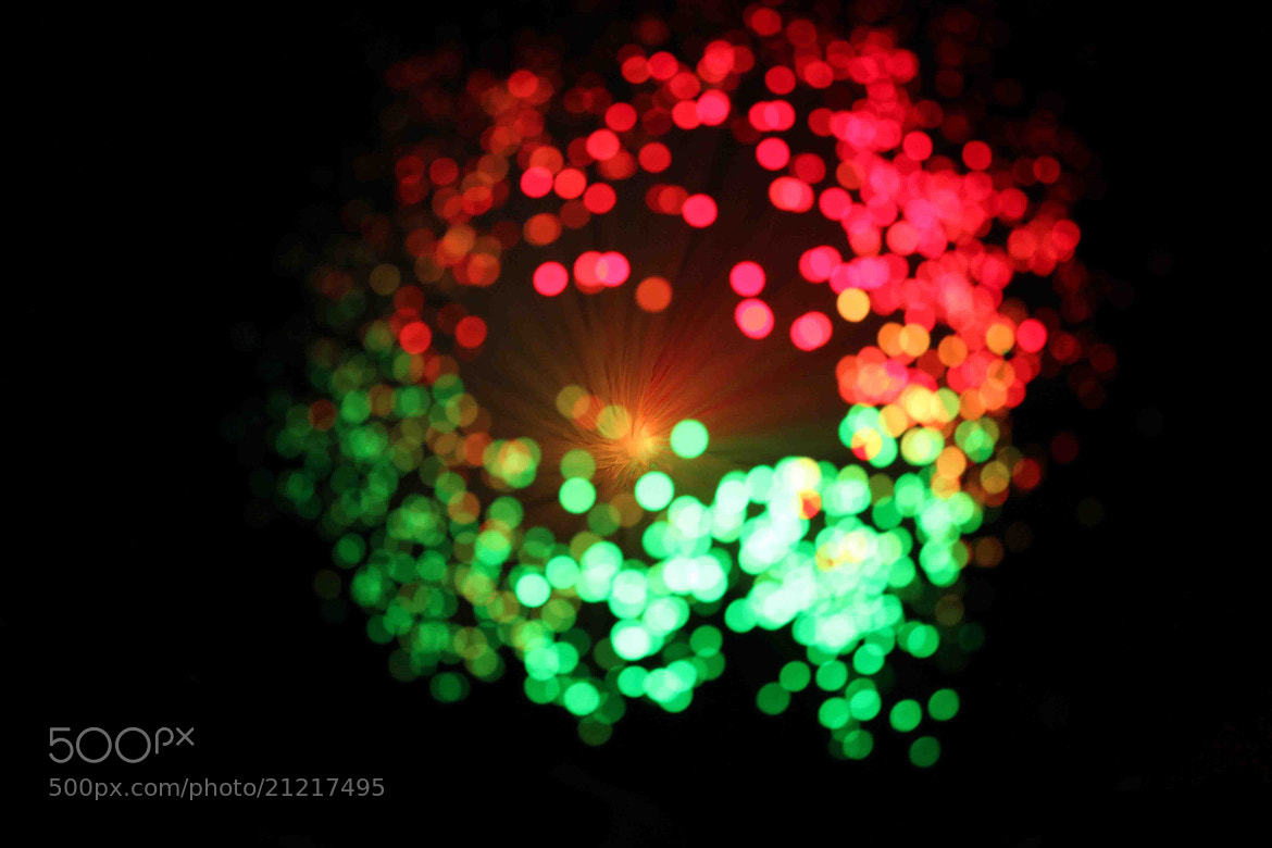 Photograph Luces by Noelia Martín on 500px