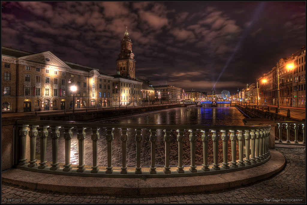 Photograph Merry Christmas from Gothenburg by Paul Sirugo on 500px