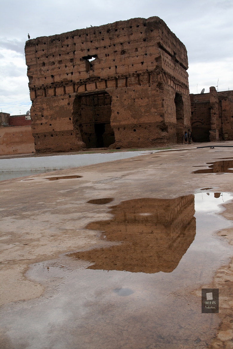Photograph Reflections in Marrakesh by Iago Albert on 500px