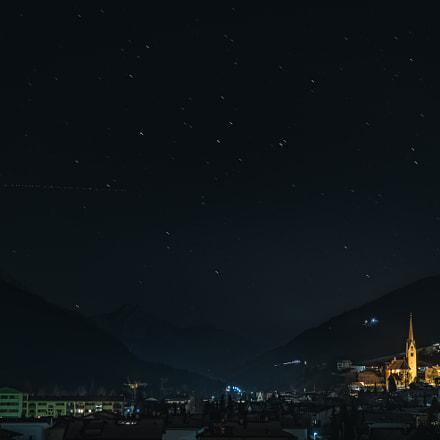 Stars over Sillian