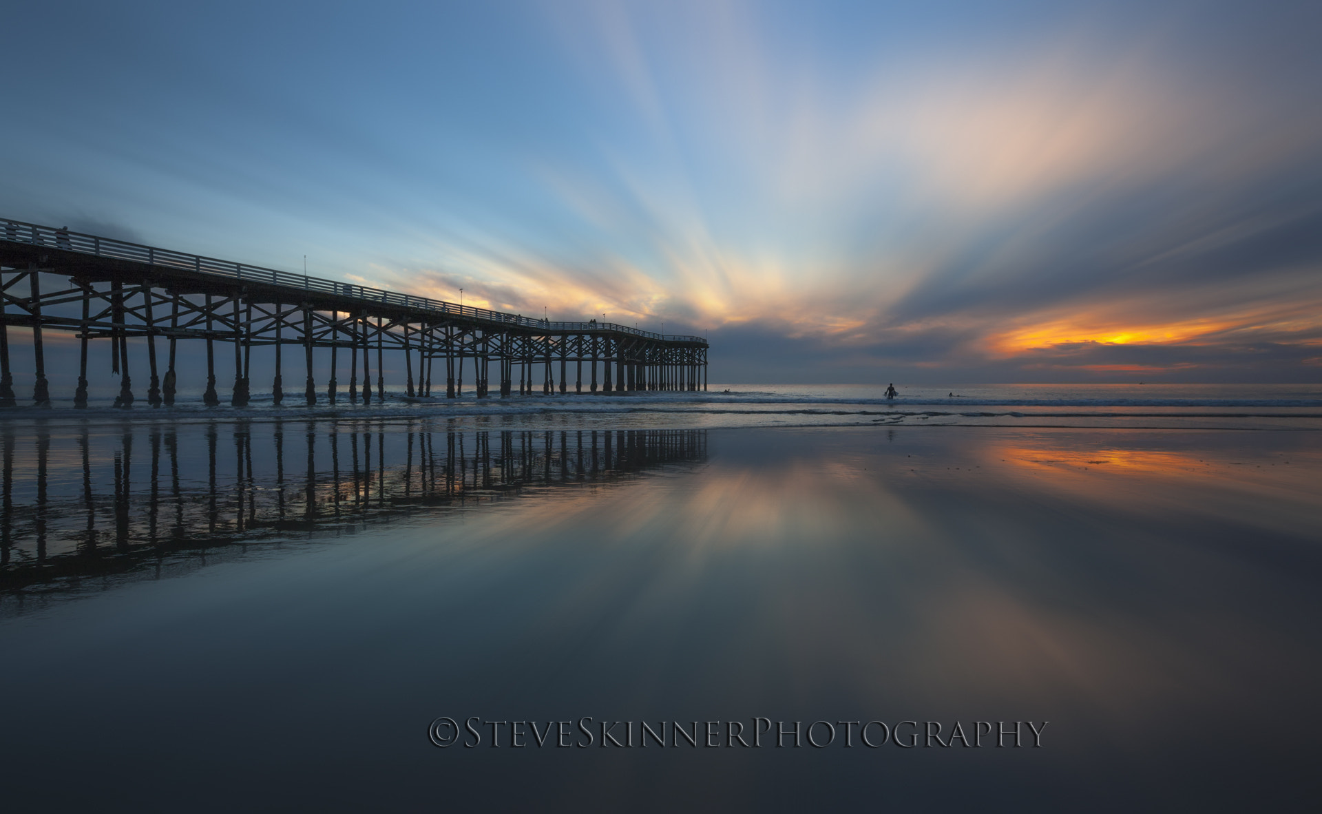 Photograph Motion - Crystal Pier by Steve Skinner on 500px