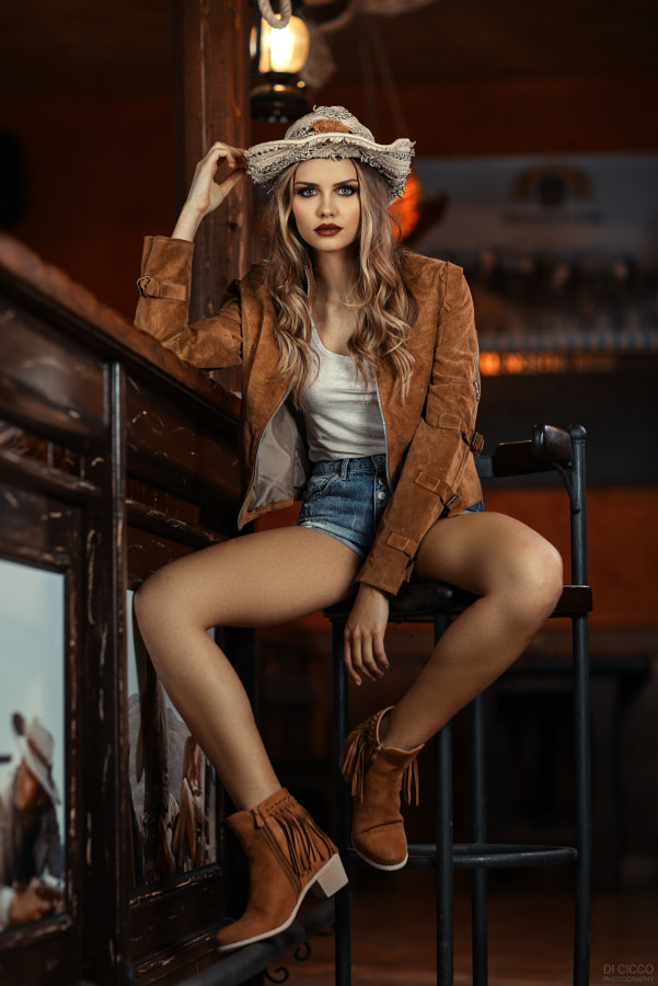 The Cowgirl by Alessandro Di Cicco on 500px.com