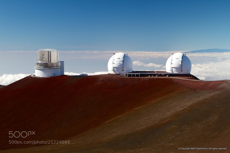 Photograph Mauna Kea Observatory by Alan Fitzsimmons on 500px