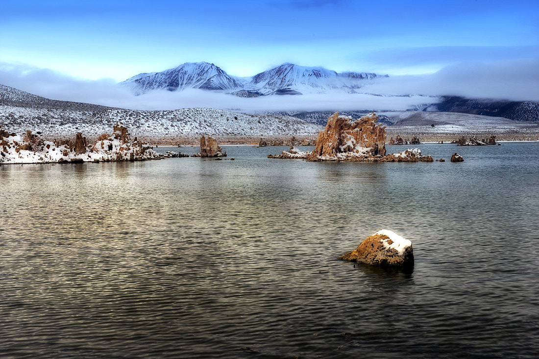 Photograph Mono lake by Peter Dang on 500px
