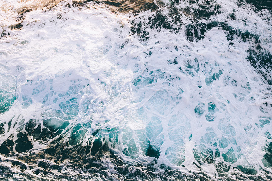 Veins of the Sea – en route to Norway by s1000 on 500px.com
