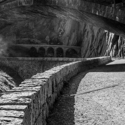 Bridges as far as the eye can see...
