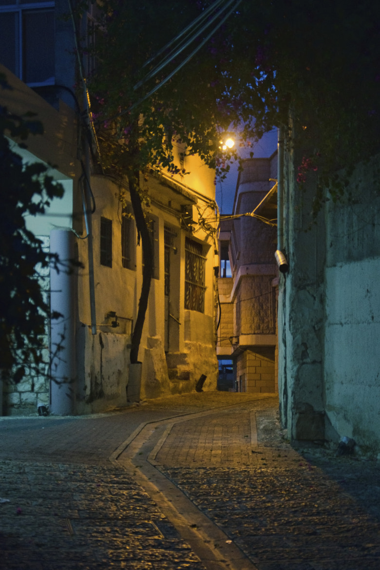 Photograph [144] A  passage in Pki'in - Galilee, Israel by Ricky Marek on 500px
