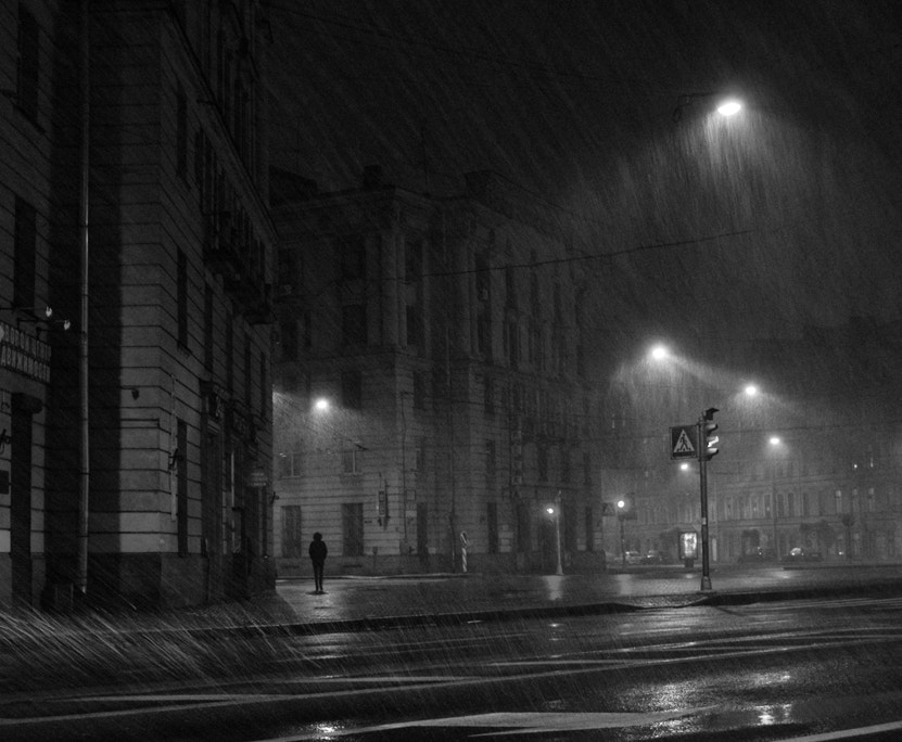 Photograph Wind and weather\ Непогода (limited edition fine art prints available) by Key GROSS (Konstantin Smirnov) on 500px