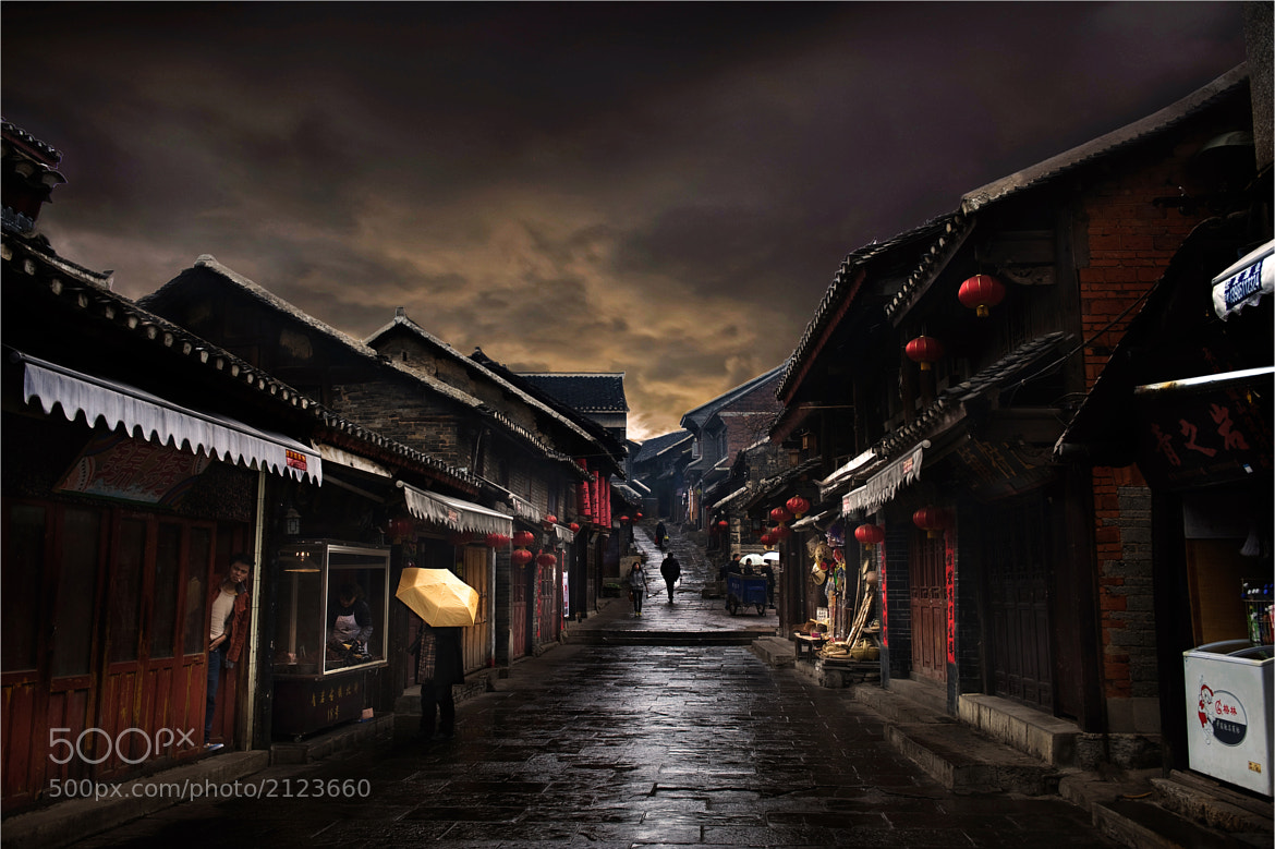 Photograph Qingyan Old Town 青岩古镇 by Marcellian Tan on 500px