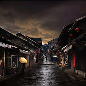 Qingyan Old Town 青岩古镇 by Marcellian Tan (marcellian)) on 500px.com