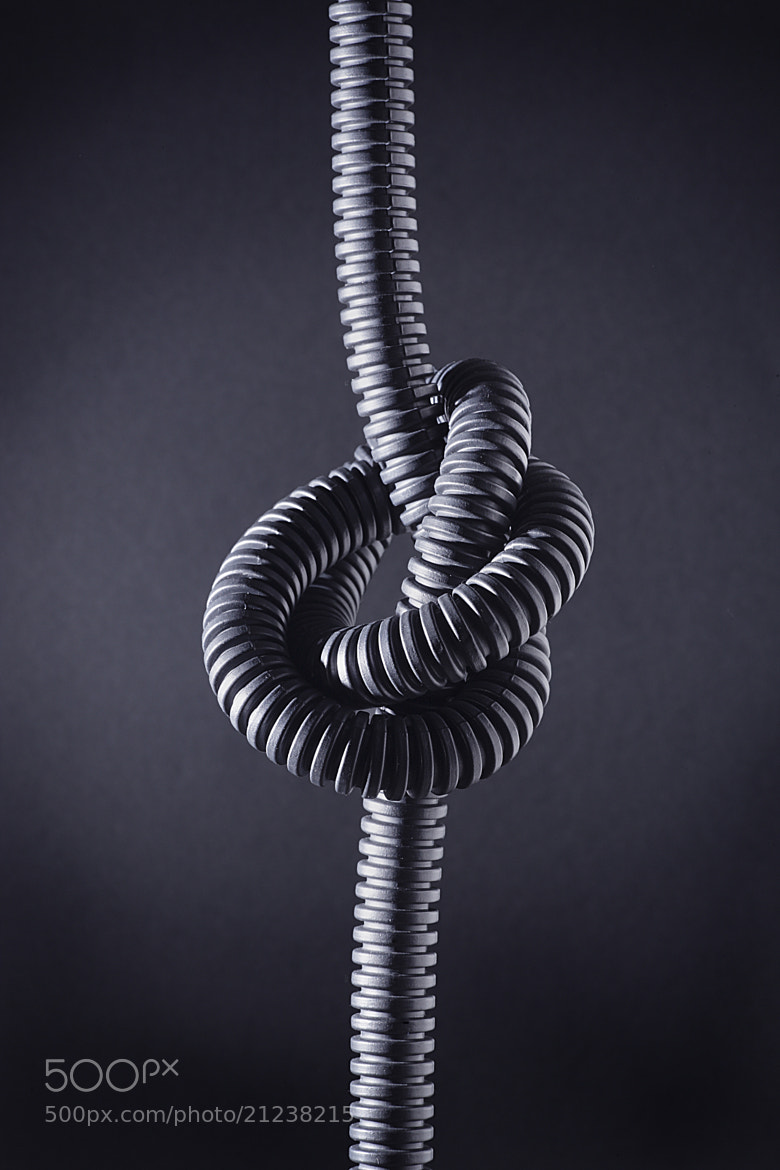 Photograph Black Knot by Damiano Serra on 500px