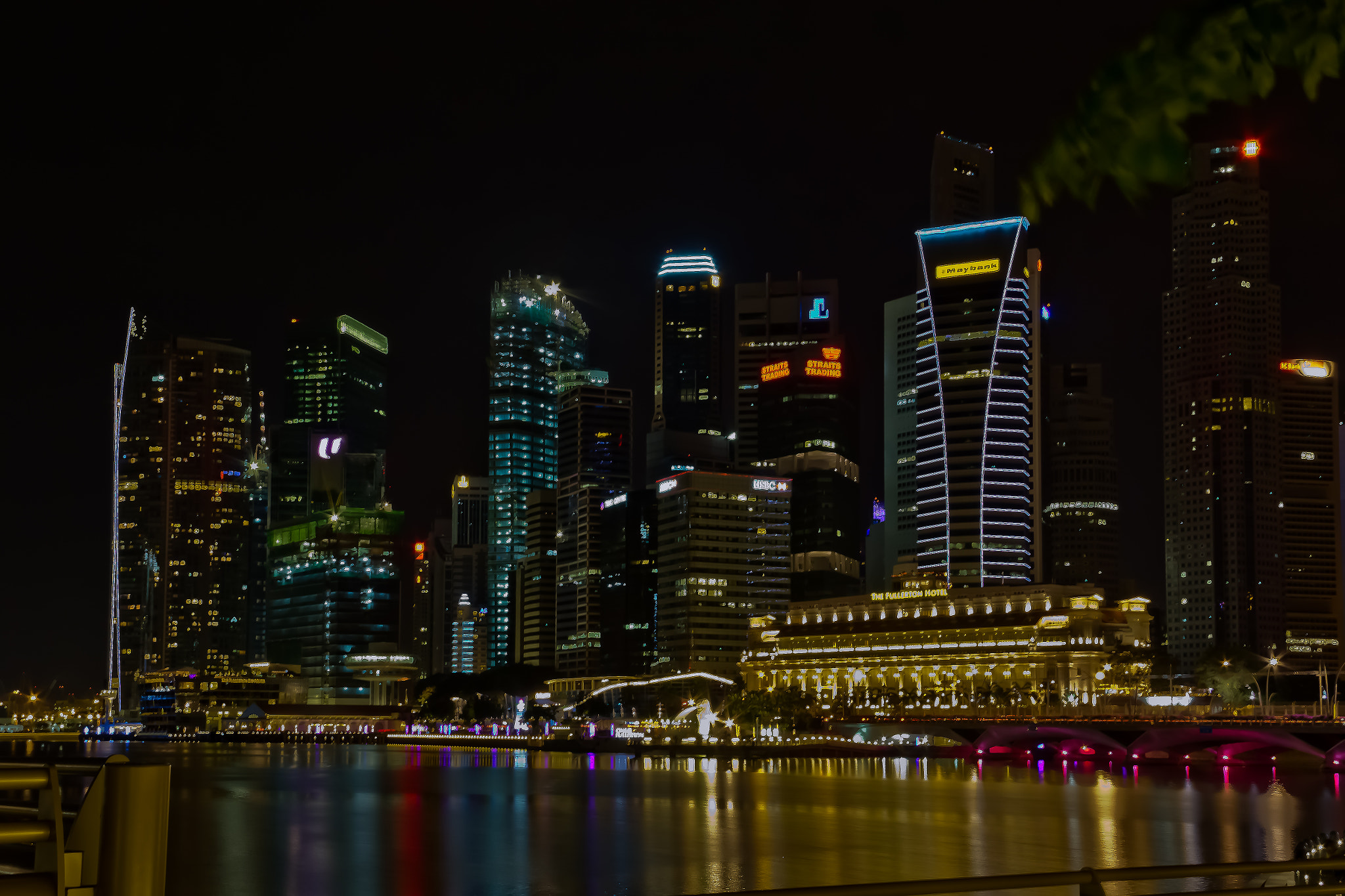 Photograph Marina Bay Singapore by Tim Goh on 500px