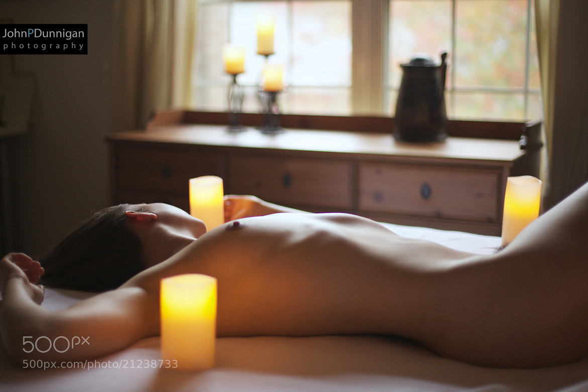 Photograph melissa ~ candles 2 by John Dunnigan on 500px