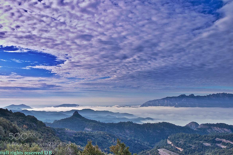 Photograph Vista des de la serra de l'Obac by David Bargalló  on 500px