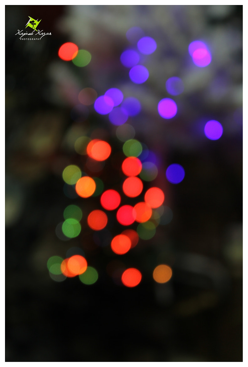 Photograph Christmas Lights by Najash Nazar on 500px