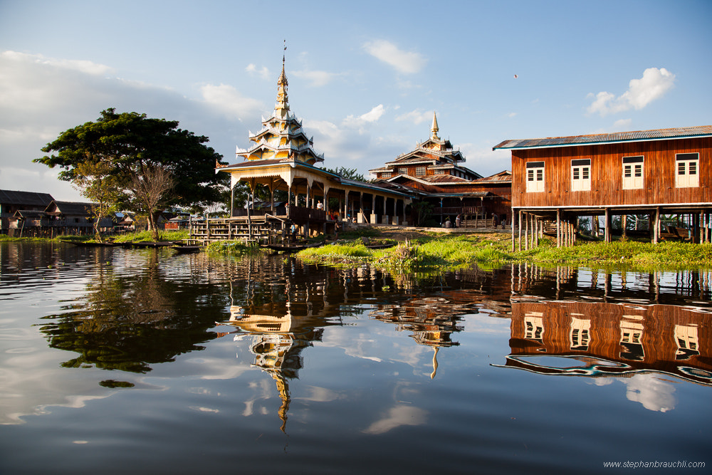 Photograph Floating Pagoda by Stephan Brauchli on 500px