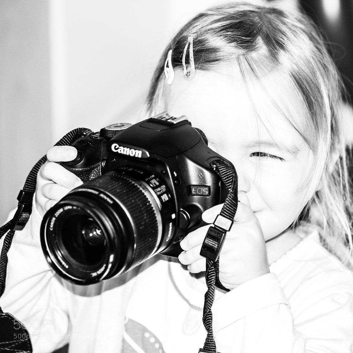 Photograph LITTLE PHOTOGRAPHER by Michael Amt on 500px