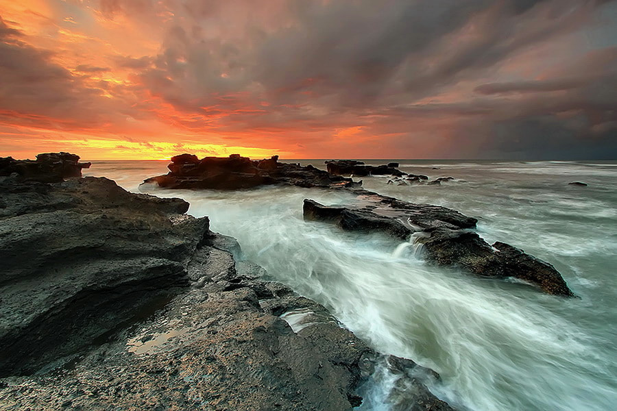 Photograph Burning Sky  by Agoes Antara on 500px