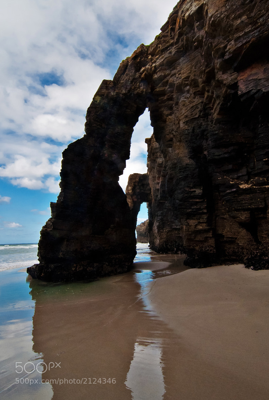 Photograph Playa de las Catedrales by Carlos Javier Pérez Bravo on 500px