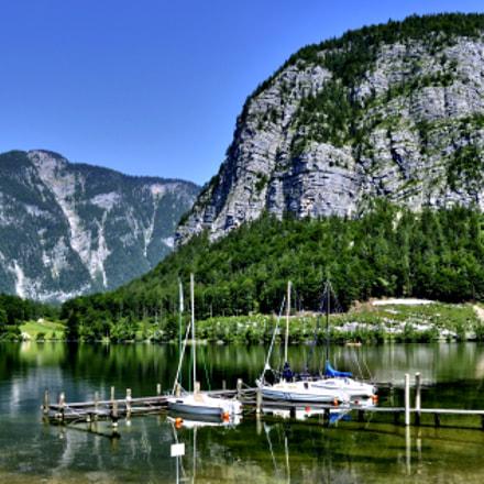 Hallstat lake