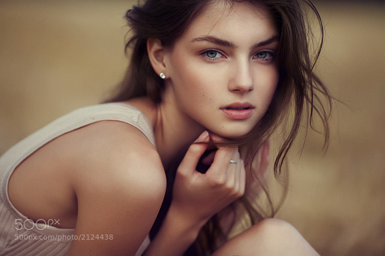 Photograph Viky*** by Nika Shatova on 500px