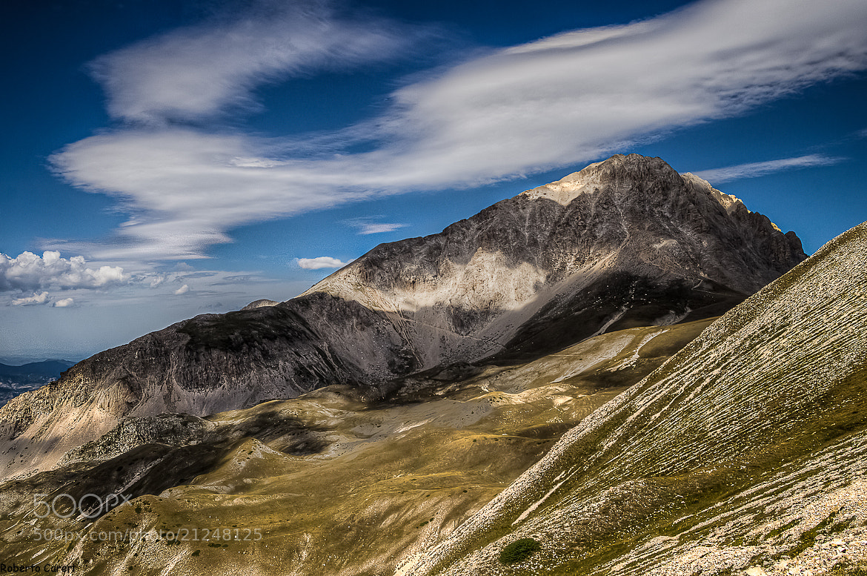 Photograph Corno Grande by Roberto Careri on 500px