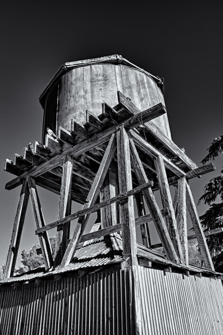 Photograph Water Tower by Robert Slater on 500px