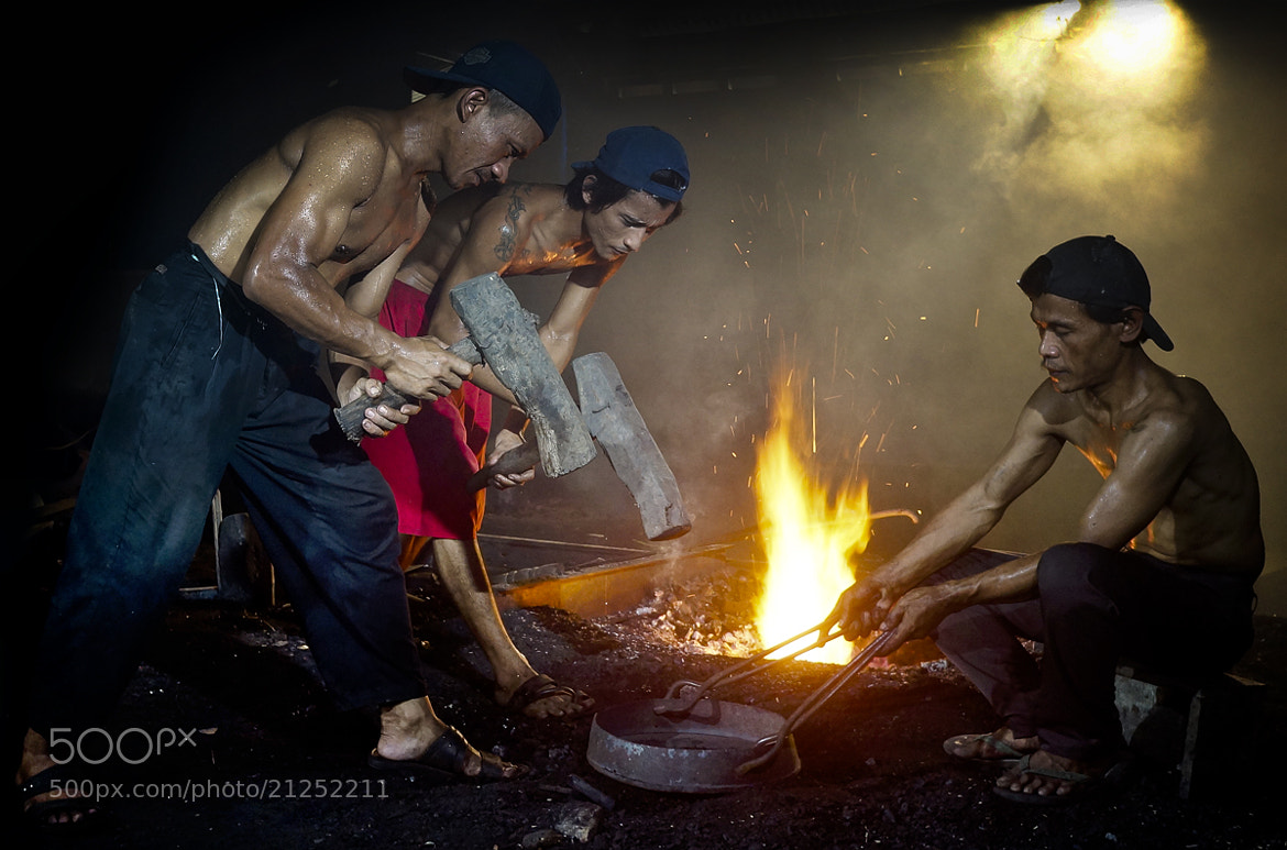 Photograph The Gong's Maker by Pimpin Nagawan on 500px