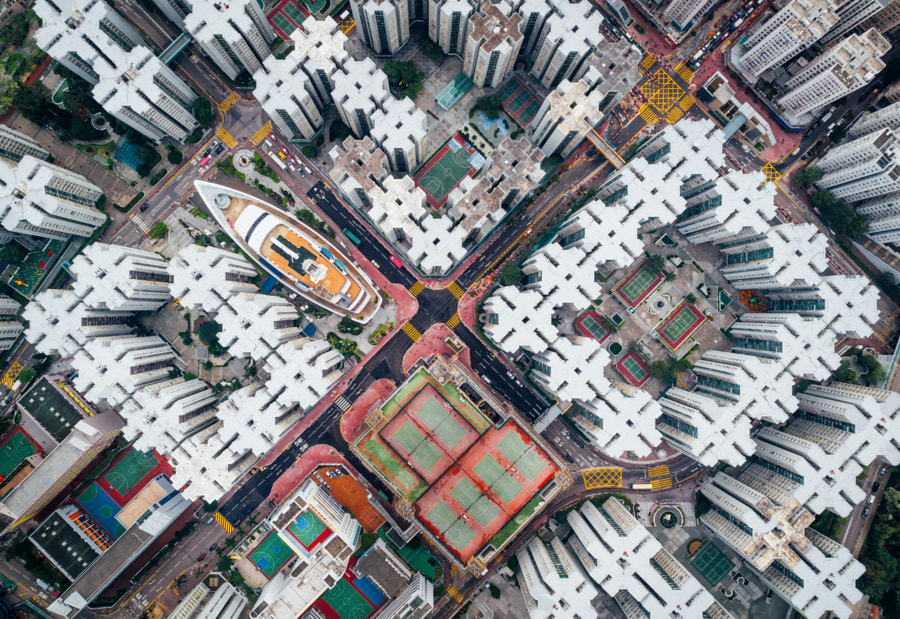 Walled City #08 by Andy Yeung on 500px.com
