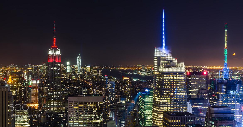 Photograph New York by Maarten Kluitman on 500px