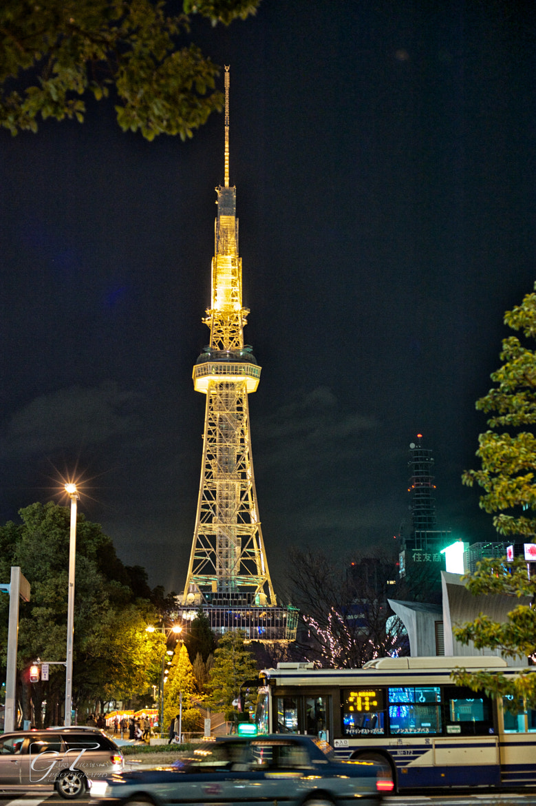 Photograph Nagoya TV Tower by Gary Thomson  Photography on 500px