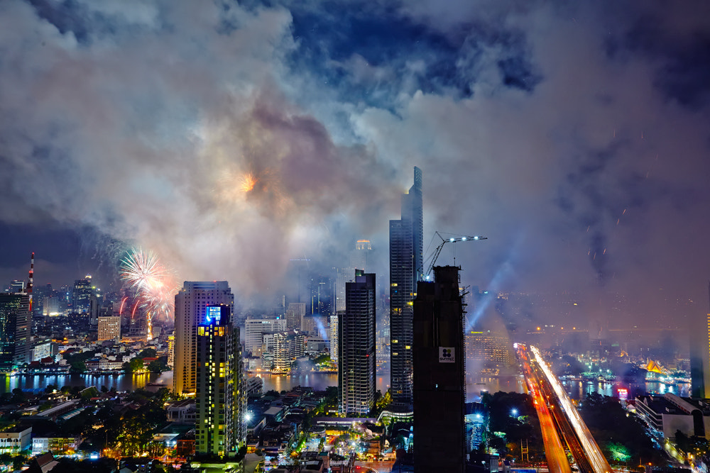 Photograph Bangkok: FIRE!!! by Yuriy Angel on 500px