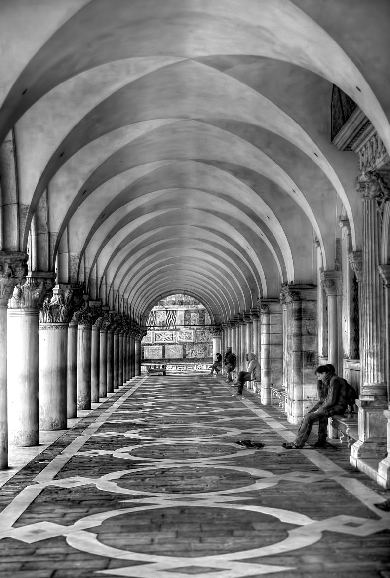 Photograph Doges Palace Arches - Venice by Mathew Roberts on 500px