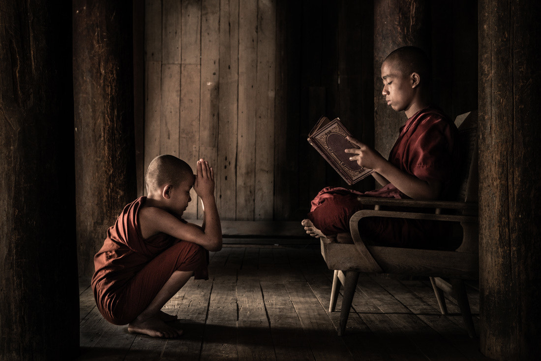 Photograph The teaching by Philippe CAP on 500px