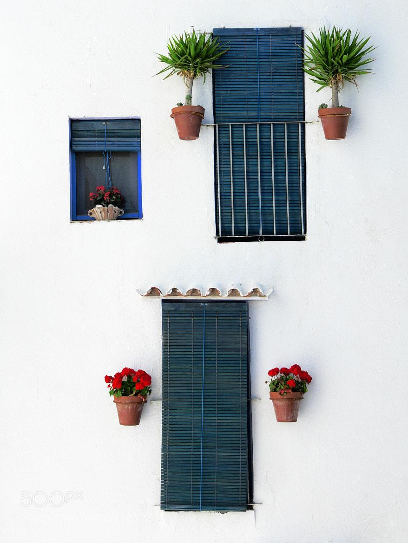 Photograph mediterranean windows by kiminur lurra on 500px