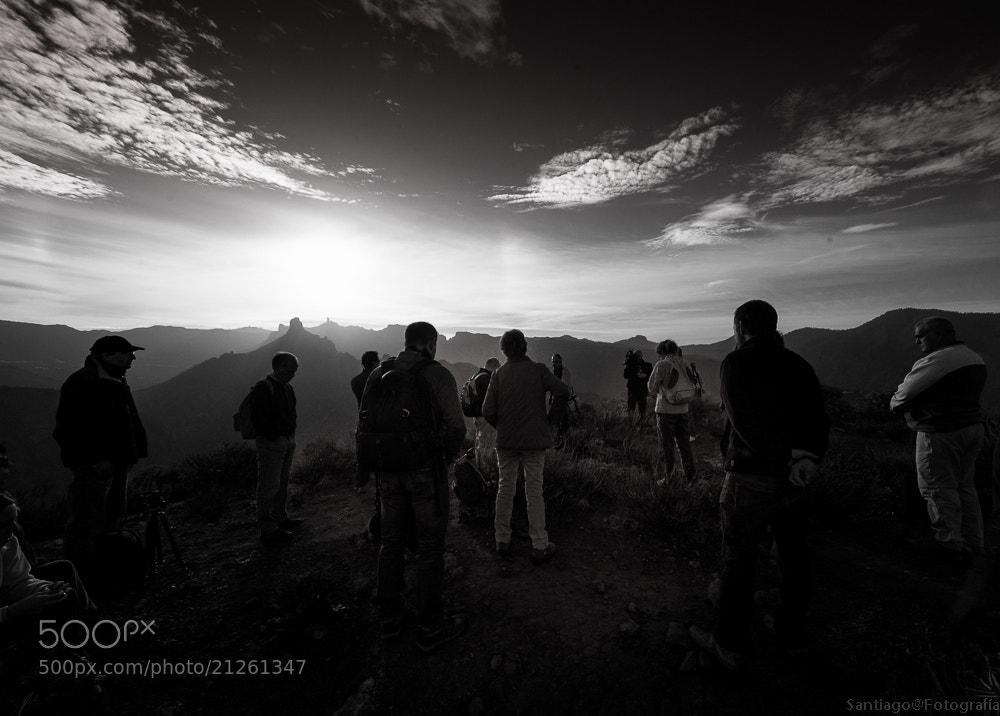 Photograph Esperando al Sol by  Santiago Pérez Batista on 500px