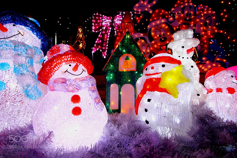 Photograph Merry Christmas by OKAWA โอ๋กะหว้า. somchai on 500px