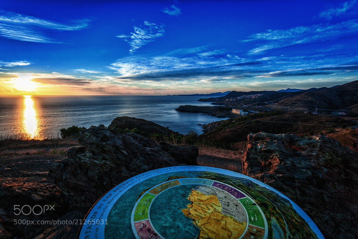 Photograph Banyuls-sur-Mer by franck bachere on 500px