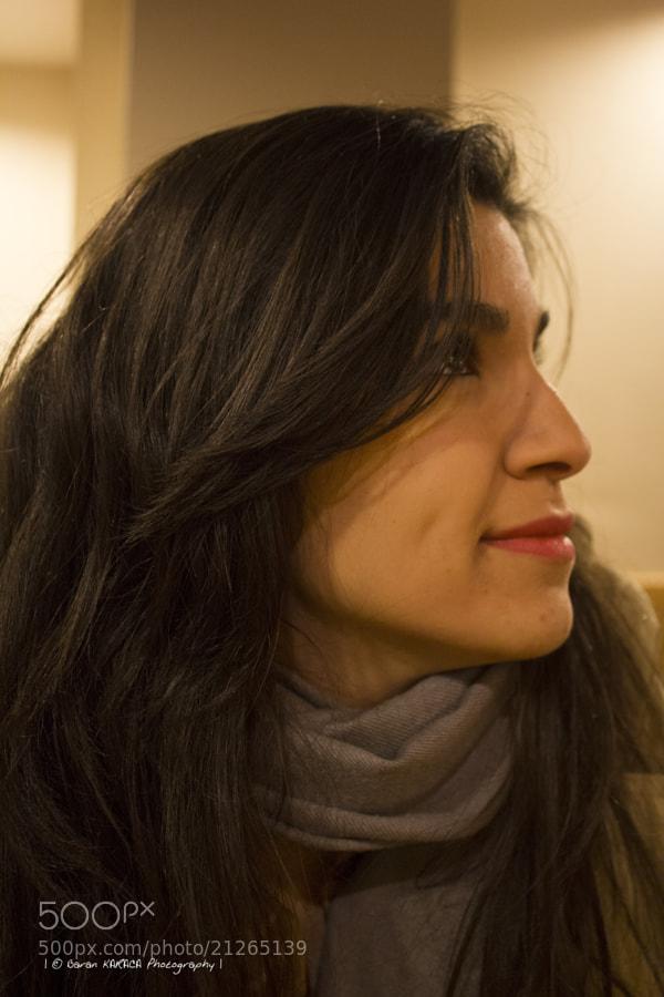 Model: Azize K.