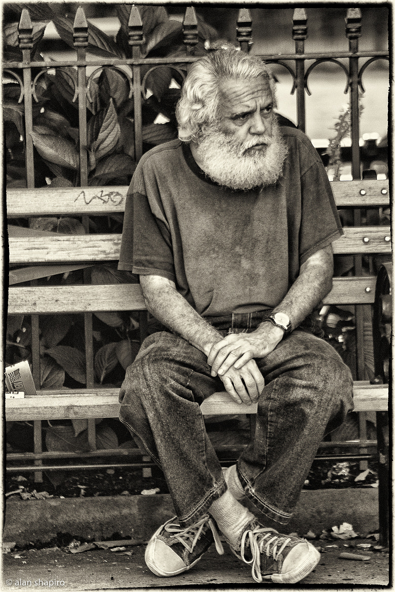 Photograph What if Santa had a really bad year?  by Alan Shapiro on 500px