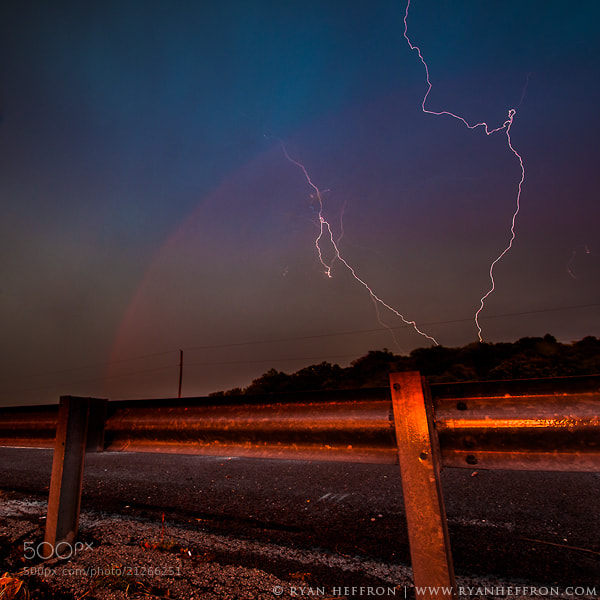 Photograph Electric Rainbow by Ryan Heffron on 500px