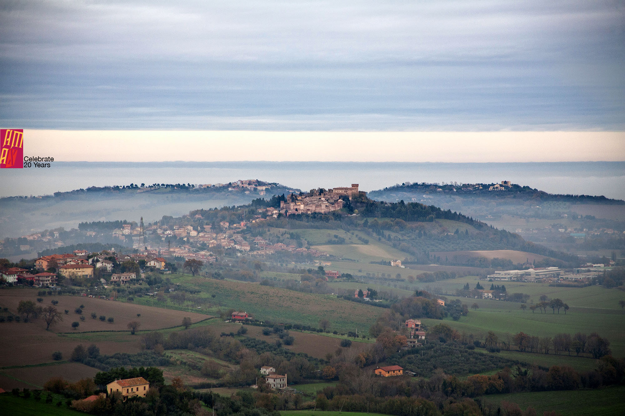 Photograph Leonardo's Landscape by Massimiliano Amadori on 500px