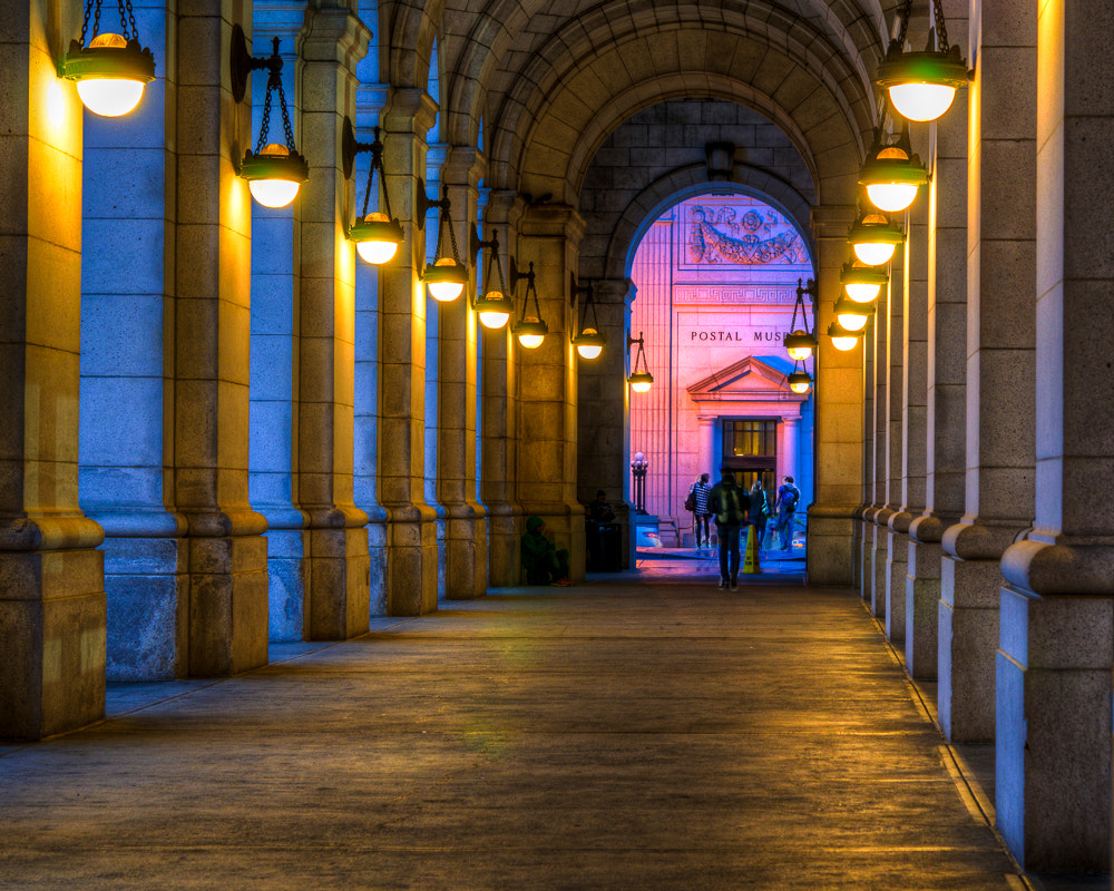 Photograph Union Station by Rick DeNatale on 500px