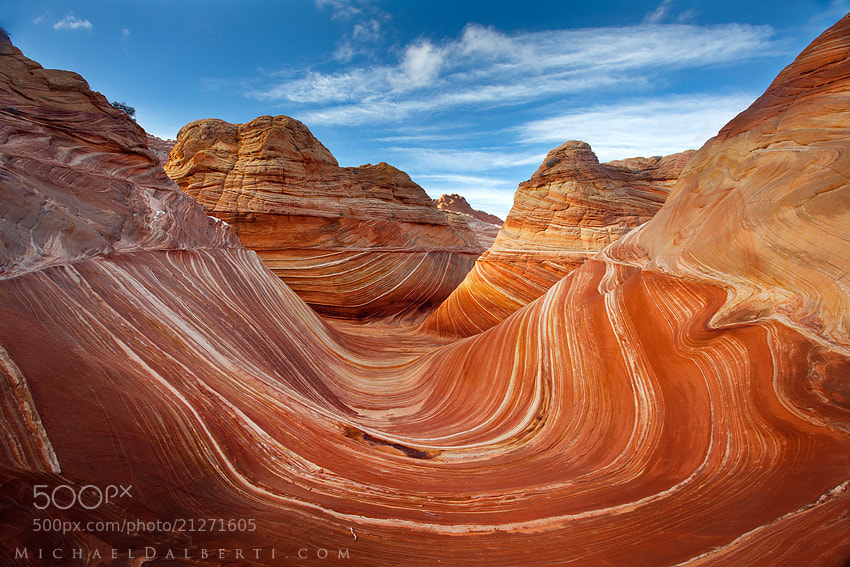 Photograph The Wave by Michael Dalberti on 500px