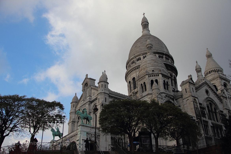 Photograph Basilique du sacré Coeur by Philippe Ghirardi on 500px