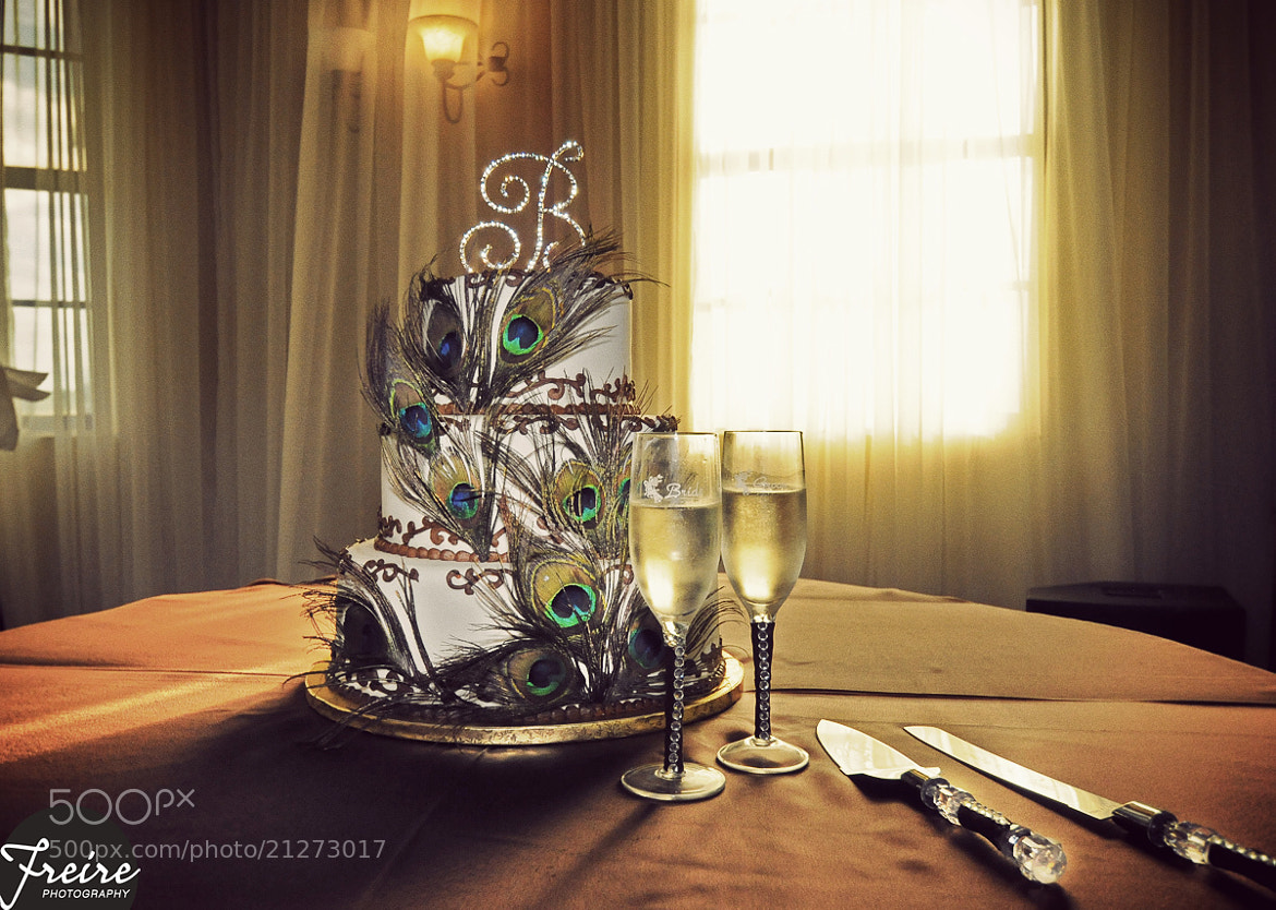 Photograph Wedding Cake by Jan Freire on 500px